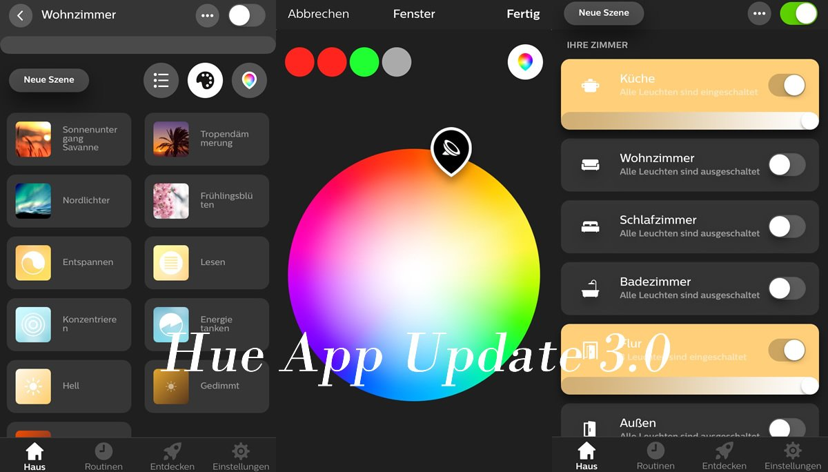 Hue App 3.0 Update